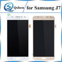 Wholesale Galaxy Repair - High Copy A+++ Quality for Samsung Galaxy J7 LCD Screen Display Touch Digitizer Repair Parts Replacement