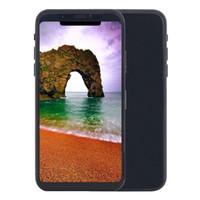 Wholesale Nano V3 - Face ID 5.8 inch Full Screen Goophone X iX V3 Wireless Charging 3G WCDMA Android 7.0 Quad Core MTK6580 1GB 8GB+32GB 8.0MP Camera Smartphone