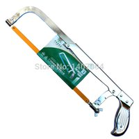 Wholesale Order Steel Frame - Adjustable Hacksaw Woodworking Woodworking Tools DIY Frame Saw with Free Shipping order<$18no track