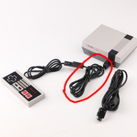 Wholesale Classic Cord - 1.8m 3m Extension Cable Cord For Wii Nintendo Classic Mini for NES Console Controller NES MINI Cable drop shipping