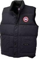 Wholesale Men S Puffer Jacket - 2018 High Quality CANADA New Winter men's Down puffer jacket Casual Brand Hoodies Down Parkas Warm Ski Mens Coats C07