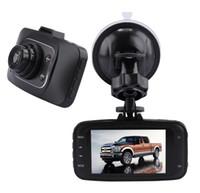câmera escondem espelho venda por atacado-Novatek Câmera DVR GS8000 Full HD 1920x1080 P GS8000 Gravador Da Câmera Do Carro de 2.7 polegada LCD G-Sensor HDMI 25FPS IR Night Vision Carro DVR
