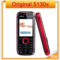 Wholesale best cameras phone resale online - Original best quality Nokia XpressMusic Russian Keyboard single core refurbished Mobile Phone