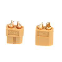 Wholesale Male Bullet Connectors - Universal RC Part 10 Pairs XT60 XT-60 Male Female Bullet Connector Plug for RC Battery ESC Motor Part order<$18no track