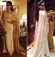 Wholesale China Muslim - Paolo Sebastian Sexy Long Lace Dubai Muslim Evening Dresses 2016 Elegant Arabic Evening Gowns China Dresses Style with Jacket