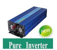 Wholesale Solar Wind Power System - 2500w Inverter DC24V pure sine wave converter for Wind Turbine Solar System AC230V 220V for home solar wind power system