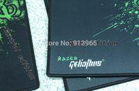 Wholesale X Razer - Wholesale-Brand NEW Razer ABYSSUS 2015 Gaming Mouse,3500DPI,Green light ,Synapse 2.0+razer Goliathus Mouse pad  Size: 320 x 250 x 4mm+bag
