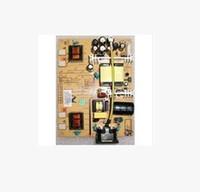 Wholesale Lcd Board Tv Parts - Free Shipping Original LCD Monitor TV Parts Power Board Supply Unit PCB Z191W Z98W S2019 HKC-LCDMT19C HKC 980B S9819 G2209