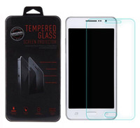 Wholesale Screen Protector Grand Retail Package - Tempered Glass Screen Protectors With Retail package 2.5D 0.3MM 9H For Samsung Galaxy Grand Prime G530 Core G360 A3 A5 A7 A8 E5 Note 5 S6