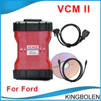 Wholesale Super Ford Vcm - 2017 New Arrival Quality A+ Multi-Languages Professional Ford VCM II IDS V96 Mazda Ford Diagnostic Tool VCM2 Scanner Super scanner In stock