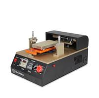 Wholesale Lcd Repair Machine Automatic - Semi Automatic LCD Screen Separator Machine Built-in Air Vacuum Mobile Phone Touch Screen Repair Machine