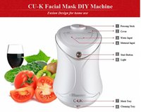 Wholesale Fruit Skins - DIY facial fruit and vegetable mask machine