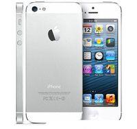 Wholesale Mobile 1g Ram - Refurbished Original iPhone 5 Mobile Phone iOS 6 Dual Core 1G RAM 16GB ROM 4.0'' 8MP Camera WIFI 3G GPS Apple iPhone 5 Smartphone