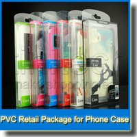 Wholesale Box Galaxy S3 Case - Universal PVC Plastic Retail Packaging Package Box for Phone Case iPhone 6 4 5 5S 5C SAMSUNG Galaxy 3 4 5 S3 S4 S5 Note 2 3 NO Insert