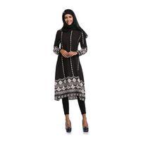 Wholesale national robes online - New National style Abaya clothes Turkey Muslim Women Dress Plus size Dubai Islamic Clothing Turkish Robe Musulmane Vestido Longo