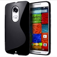 Wholesale G3 Model - New S Line Soft TPU Gel Skin Cover Case For Motorola Moto G 2015 3rd Gen G3 8 Colors MIX Model Mix colors