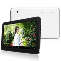 Wholesale Camera Wifi Ghz - 10.1 inch Quad Core 1.2 GHZ ROOT Android 4.2 Tablet PC 16gb Hdmi Bluetooth Black Free Shiping