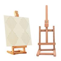 staffelei holz großhandel-Skizzen-Gestell für Malerei faltbare Malerei-Gestell-Anzeige Holz-Holzskizzen-Rahmen für Künstler cavaleta para pintura