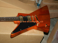 Wholesale Electric Guitar K - Left Handed Guitars custom Wooden K style Electric Guitar New Arrival from China