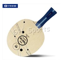 Wholesale Pro Offering - Wholesale- Yinhe Purple Dragon PRO THE HENAN TEAM SPECIAL OFFER Table Tennis Blade for Racket