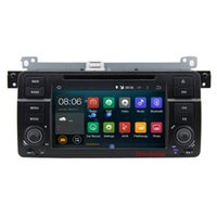 Wholesale Car Radio Bmw E46 Android - Android 4.4.4 Capacitive Screen Car DVD for BMW E46 M3 318i 320i 325i 328i with GPS,Radio,RDS,Canbus,Free Map