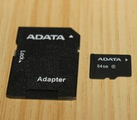 Wholesale 16gb Sd Card Free Shipping - ADATA 8GB 16GB 32GB 64GB Micro SD Card SDHC SDXC USH-1 Class10 TF Card Micro SD Card+ SD Adapter with retail package free shipping