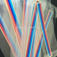 Wholesale High Reflective Stickers - High quality 100set (300pcs) M SPORT Front Reflective STRIP DECAL VINYL KIDNEY GRILLE STICKER FOR BMW M3 E39 E46 E90