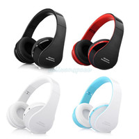 Wholesale Stylish Earphones For Iphone - Wholesale-2015 New Arrival Wireless Blutooth Stereo Headset Headphone Earphone Neckband Stylish For iPhone Cellphones 4 colorSV07 SV005915