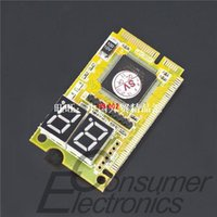 1pc 3 en 1 Mini PCI-E analyseur LPC PC Card Test Tester POST