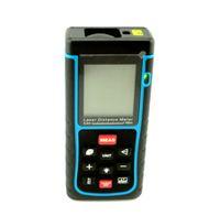 Wholesale Laser Electronic Ruler - 635 nm <1 mW laser rangefinder 100 meters portable laser rangefinder 122 * 45 * 26mm infrared electronic ruler