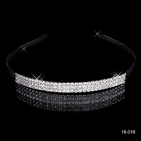 Wholesale bridal jewelry tiaras for sale - Group buy Cheap Shining Crowns Wedding Bridal Tiaras inch inch Fashion Crowns Bride Jewelry