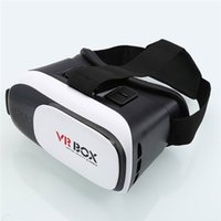 Wholesale Glasses Virtual Games - New Fashion Virtual Reality 3D Glasses VR Box Cardboard Movie Game for 4.7-6.0 inche smartphone