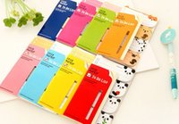 Wholesale Cute Notebook Diary - NEW cute Animal Notebook   Notepad Memo   Colorful inner page Diary   Gift   Wholesale