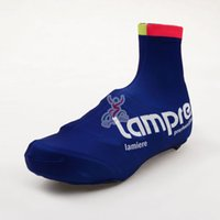 Wholesale Blue Cycling Shoe Covers - 2015 Lampre Cycling Shoe Covers Cycling Jersey Ciclismo Overshoe Bicycle Shoes  Pro Road Racing Bicycle Shoe Covers New style