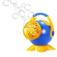 Wholesale Bubbles Show - OBCANOE Portable Electric Bubble Machine Bubble Maker Powered by Battery Gift for Indoor & Outdoor Parties Wedding Stage Show