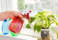 Wholesale Gardening Spray Bottles - Gardening Cans Flower Spray Bottle Multifunction Plastic Watering Pot Plant Grass Fine Mist Fresh Alive Tools MYY