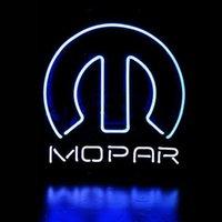 Wholesale Auto Dealer - New condition Dodge MOPAR LOGO AUTO MOTORS DEALER PUB STORE BEER BAR REAL NEON LIGHT SIGN