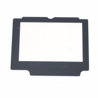 Wholesale Screen Protector Dhl Fedex - Plastic Replacement Display Screen Lens Protective Panel Cover Repair part For Nintendo GBA SP Lens Protector DHL FEDEX FREE SHIPPING