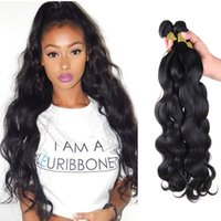 "Wholesale 24 Inches Hair Clips - 7a Queen Hair Brazilian Body Wave 3 4Pcs Lot 10""-30"" brazilian virgin hair No Mixs Human Hair,Virgin Brazilian Hair weave bundles"