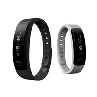 Wholesale Bluetooth smart wristband H8 smartband Tracking Sports Fitness Tracker Pedometer Activity Sleep Waterproof Smartwatch with Retail Packaging