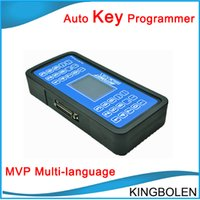 Wholesale Mvp Key Programmer Decoder - MVP Key Programming Tool MVP Key Decoder English Version Newest V14.2 key clone tool MVP Auto key programmer