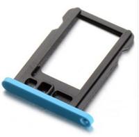 slot para porta de bandeja para iphone venda por atacado-Atacado-2PCS suporte para slot para cartão SIM para iPhone 5c frete grátis D0085
