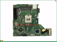 Wholesale Msi Laptop Motherboards - High Quality MB MS-17581 For MSI GP70 Laptop Motherboard VER1.0 SR13J HM86 N14M-GE-S-A2 DDR3 100% Tested&Testing Video Support