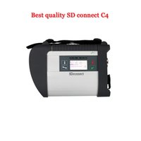 Wholesale Diagnostic Machines - 2017 best Quality mb star SD CONNECT C4 multiplexer wifi Multi languages only main machine for MB Diagnostic tool