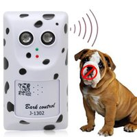 Wholesale Ultrasonic Anti Bark - Humanely Ultrasonic Stop Control Dog Barking Anti No Bark Device Silencer Hanger
