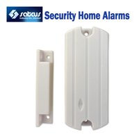 Wholesale Security For Doors Windows - Wireless door window gap magnetci sensor for wireless alarm system, security system