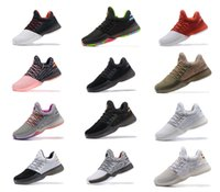 Wholesale Bhm Shoes - 2017 Harden Vol. 1 BHM Black History Month Mens Basketball Shoes Fashion James Harden Shoes Outdoor Sports Training Sneakers Size 40-46