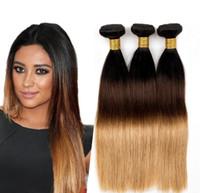 12 inç ombre saç uzantıları toptan satış-
