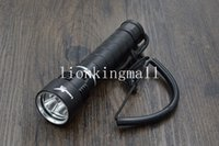 Wholesale Underwater Hunting - LusteFire DV-08 3 x CREE XM-L2 5000 Lumens LED Diving Flashlight Underwater Up to 200m
