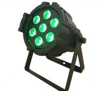 Wholesale China Led Bulbs Price - free shipping 6pcs lot China par can light price 7x15w rgbwa 5in1 led mini par lights